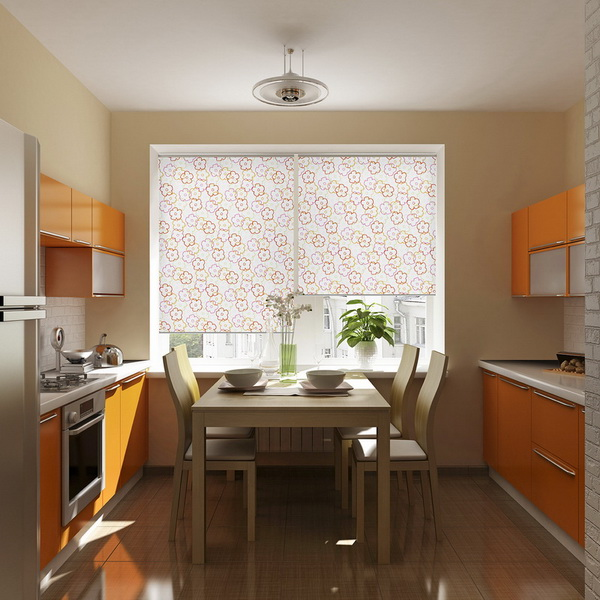 ois - sonnenschutz rollo paneel - Rollos Für Die Küche